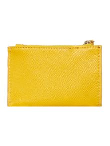 Guess Isabeau yellow coin purse