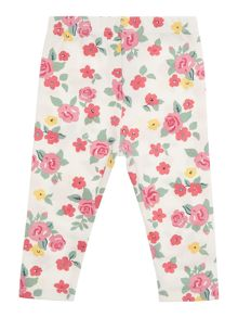 Benetton Newborn Stripe Legging