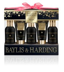 Baylis & Harding Midnight Rose 5 Piece Set