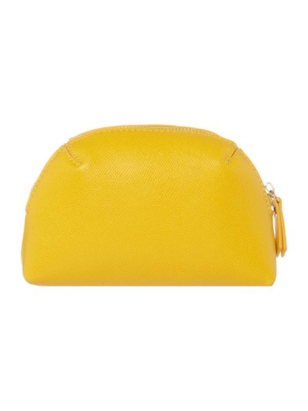 Guess Isabeau yellow key chain keyring