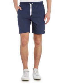 Ellesse Drawstring side tape detail shorts