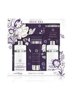 Skin Spa Aromatherapy 5 Piece Set