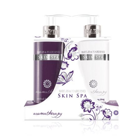 Baylis & Harding Skin Spa Aromatherapy 2 Bottle Set