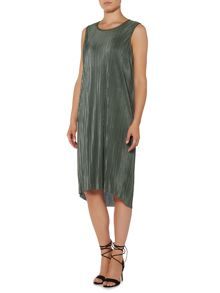 Therapy Naya Pleat Dress