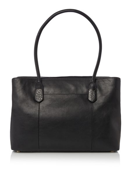 Radley Gainsborough black large tote bag