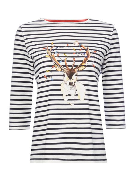 Dickins & Jones Rachel Reindeer Christmas Tee