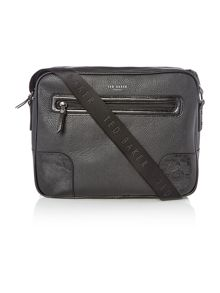 Ted Baker Jaboom Embossed Corner Document Bag