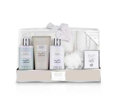 Baylis & Harding La Maison Luxury Travel Set