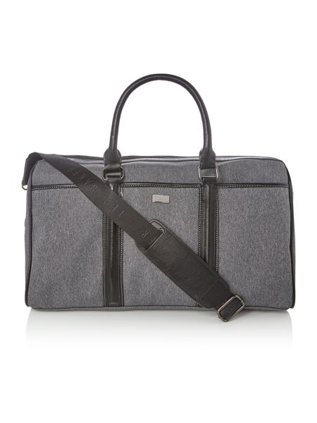 Ted Baker Movies Contrast Trim Nylon Holdall