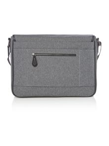 Ted Baker Nano Contrast Nylon Messenger Bag