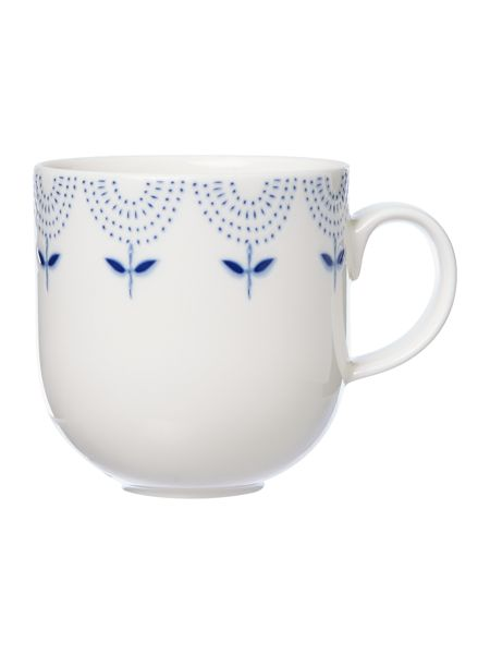 Dickins & Jones Penzance porcelain mug