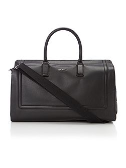 Shalala Raised Edge Leather Holdall
