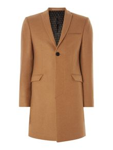 Label Lab Smith epsom skinny overcoat