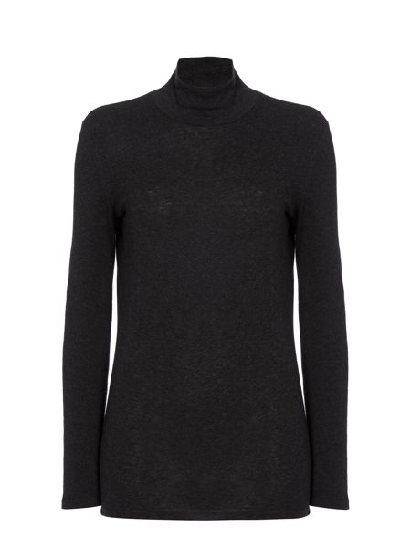 Max Mara Katai long sleeve polo neck