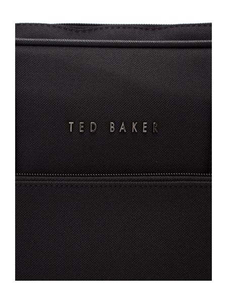 Ted Baker Stamp Nylon Document Holder