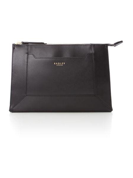 Radley Hardwick black medium cross body bag
