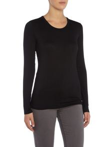 Max Mara Multid crew neck t shirt