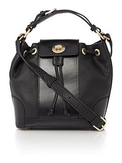 Chancery black small multiway bag