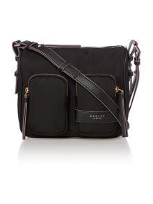 Radley Harley black small cross body bag