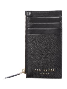 Ted Baker Halfsie Zip Pocket Card Holder