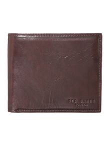 Ted Baker Bashful Edge Paint Bi-fold Wallet