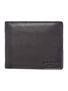 Ted Baker W WT METAL CORNER CARD COIN WALLET