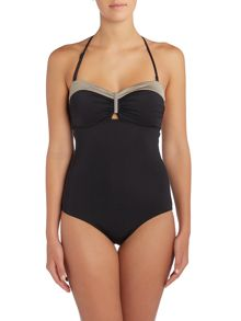 Biba Colour block selena swimsuit