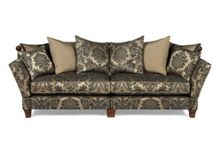 Linea Argyle Grand Knole Split Sofa Scatter Back