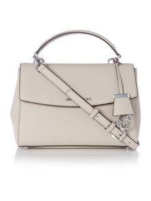 Michael Kors Ava neutral small satchel bag