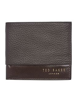Mixdup Mixed Leather Wallet