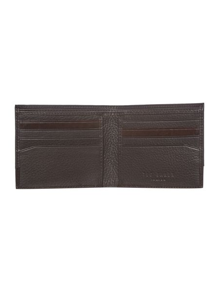 Ted Baker Mixdup Mixed Leather Wallet