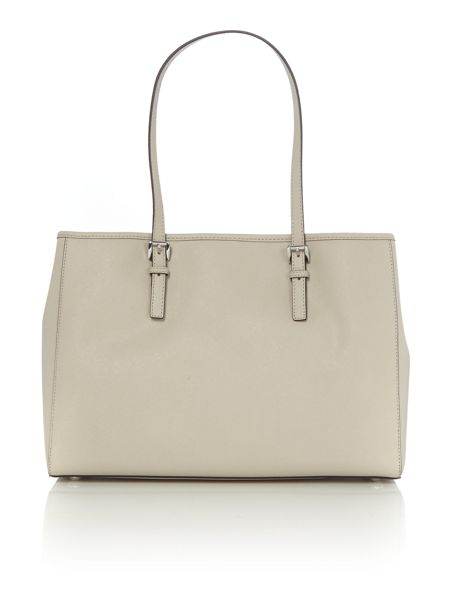 Michael Kors Jet set travel neutral large tote bag