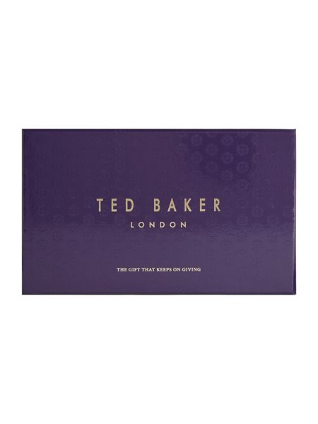 Ted Baker Jinx Bright Wallet and Card Set