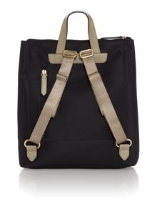 Radley Pocket essentials black backpack