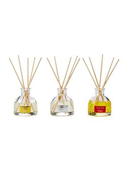 Set of 3 mini diffusers