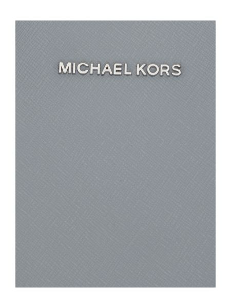 Michael Kors Savannah blue medium tote bag