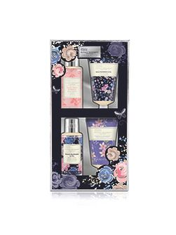 Royale Bouquet Midnight 4 Piece Set