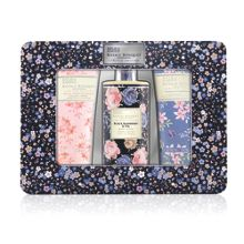 Baylis & Harding Royale Bouquet Midnight 3 Piece Tin