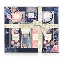 Baylis & Harding Royale Bouquet Midnight Tray Set