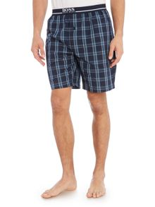 Hugo Boss Urban Check Short