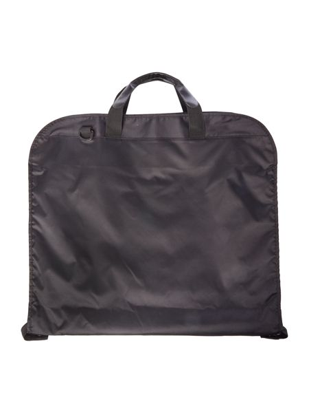 Linea Executive black garment bag