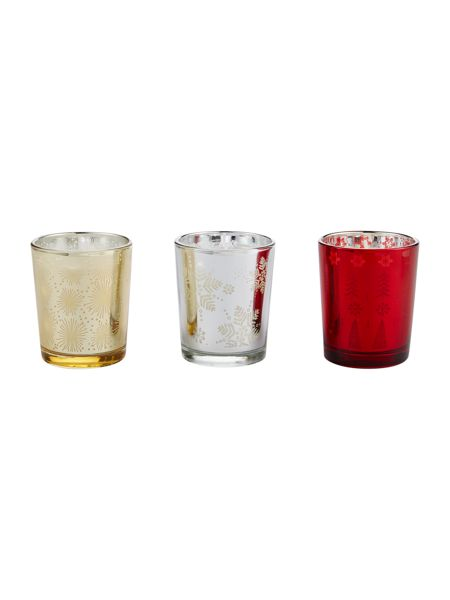Linea mini votives set of 3