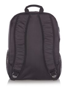 Linea Executive black backpack