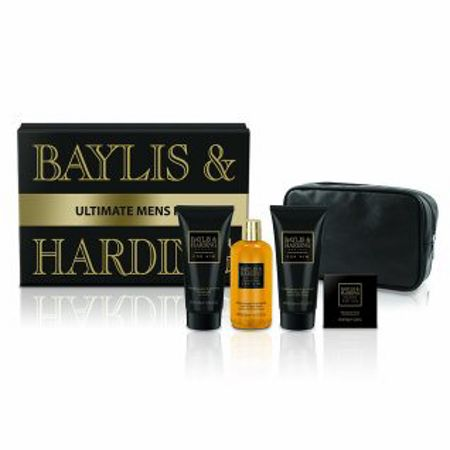 Baylis & Harding Men`s Black Pepper & Ginseng Box