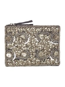 Label Lab Embellished coin purse