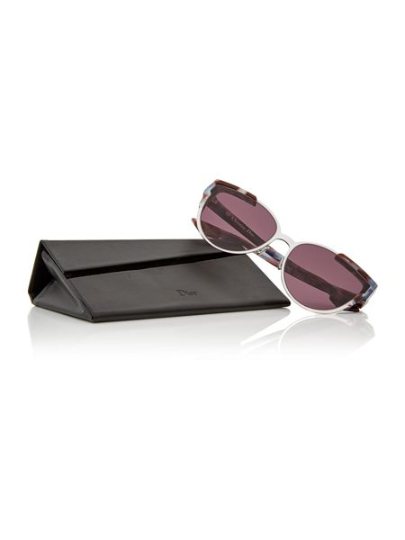 Dior Sunglasses Pink round CD WILDLY DIOR sunglasses