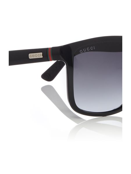 Gucci Shiny rectangle GG1075/N/S sunglasses