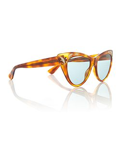 Tortoise cat eye GG 3806/S sunglasses