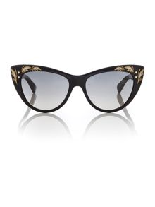 Gucci Black cat eye GG3806/S sunglasses