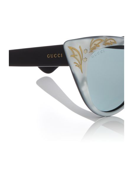 Gucci Black cat eye GG 3806/S sunglasses